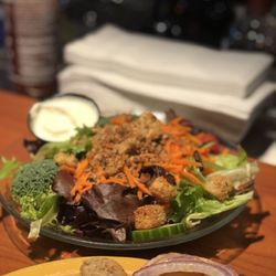 Photo Of Food For Thought Williamsburg Va United States House Salad With