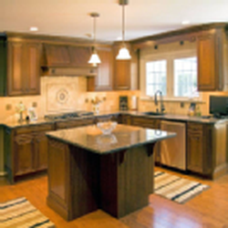 Photo Of Fine Cabinetry   Langhorne, PA, United States. Panoramic View Of  Kitchen