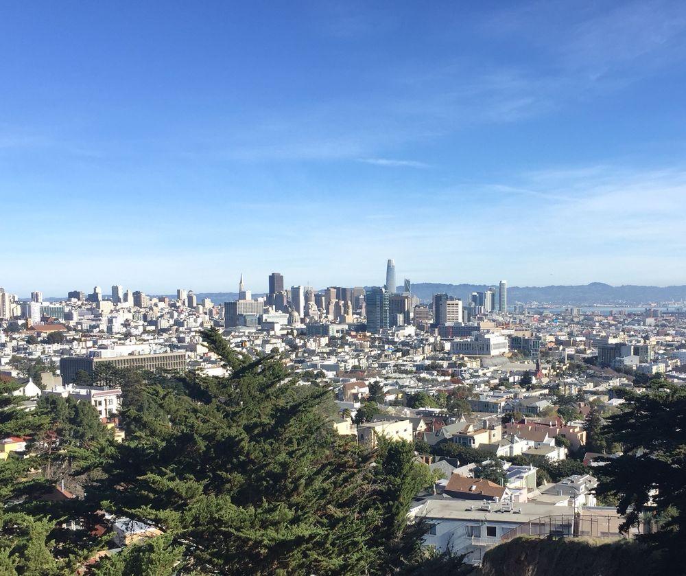 Palmer Walking Tours: San Francisco, CA