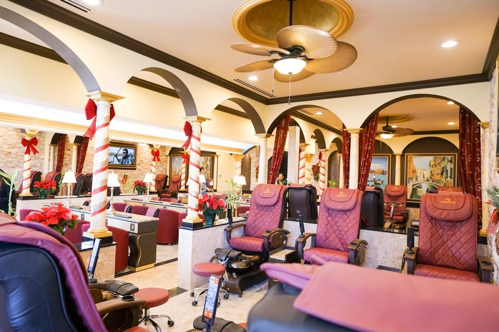 Anthony Vince Nail Spa: 20613 Easthampton Plz, Ashburn, VA