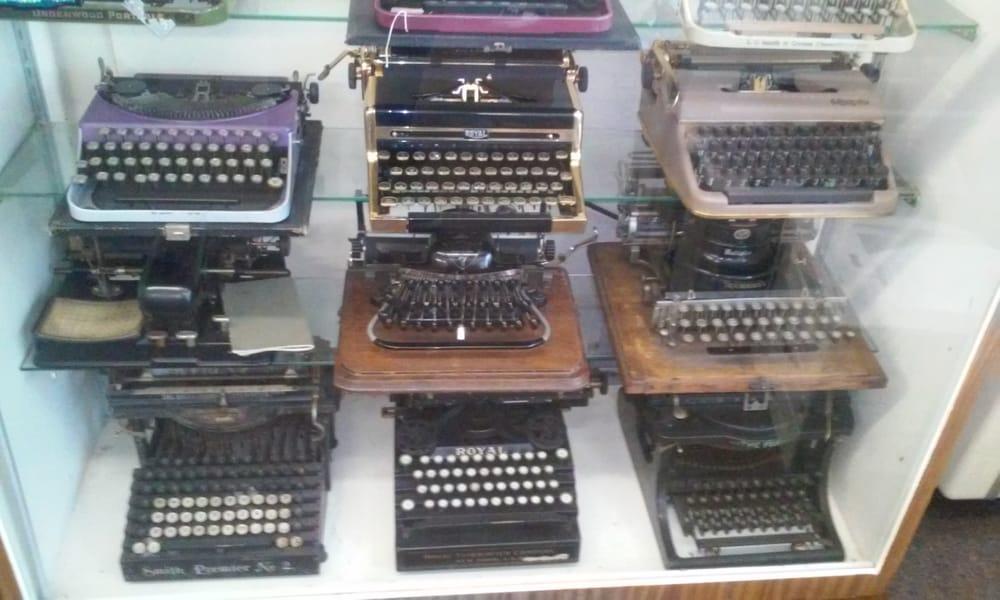 Photos For California Typewriter Yelp