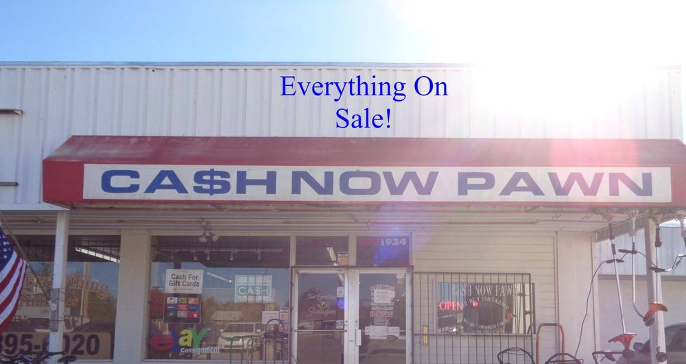 Cash Now Pawn: 920 SW 4th St, Moore, OK