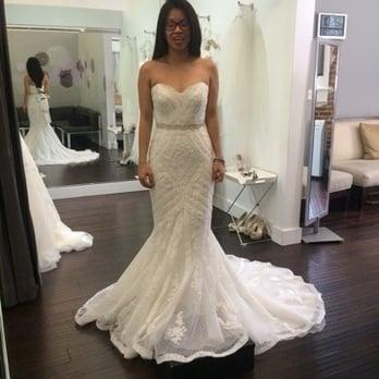Wedding dresses in San Anselmo