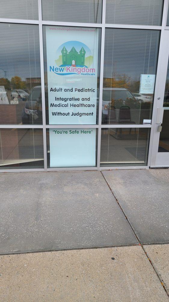New Kingdom Healthcare: 6452 City W Pkwy, Eden Prairie, MN
