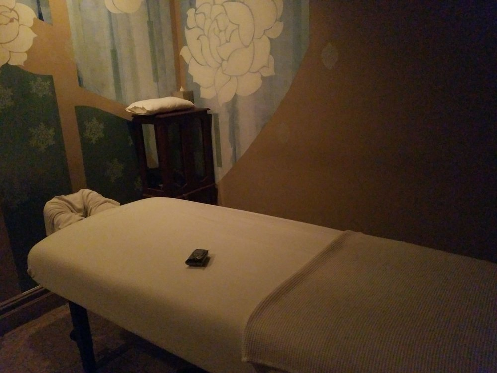 massage room Black