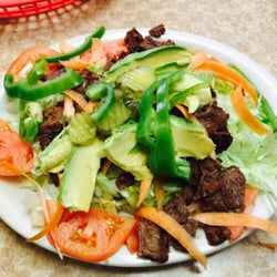 Photo Of El Jalisiense Restaurant Alice Tx United States Fiesta Salad