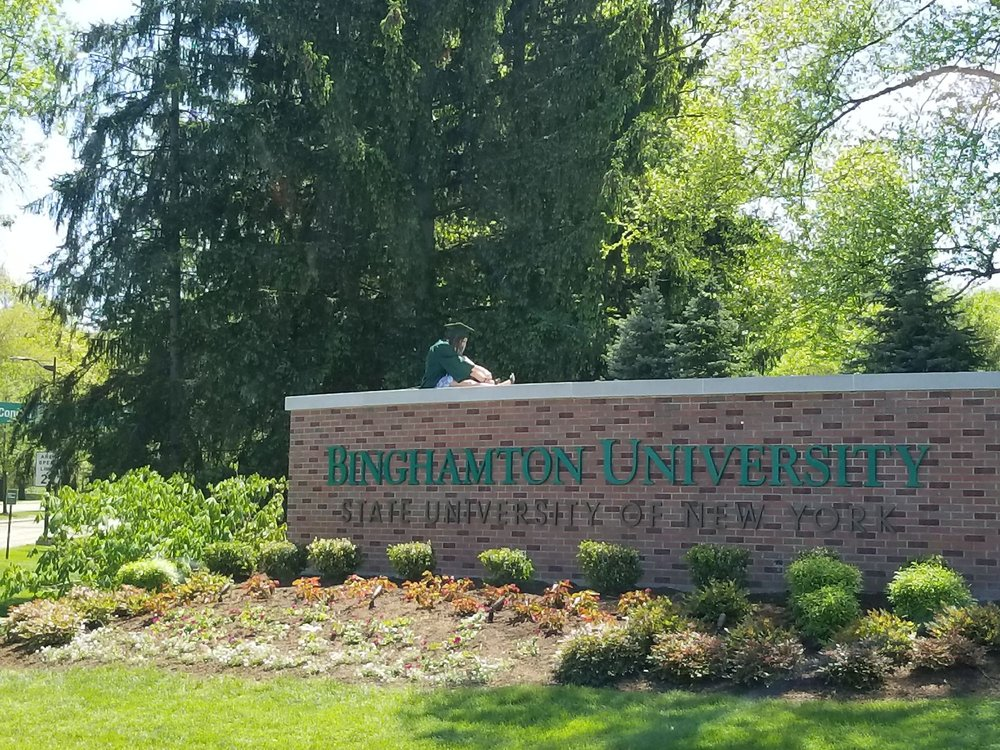Binghamton University, State University of New York: 4400 Vestal Pkwy E, Binghamton, NY
