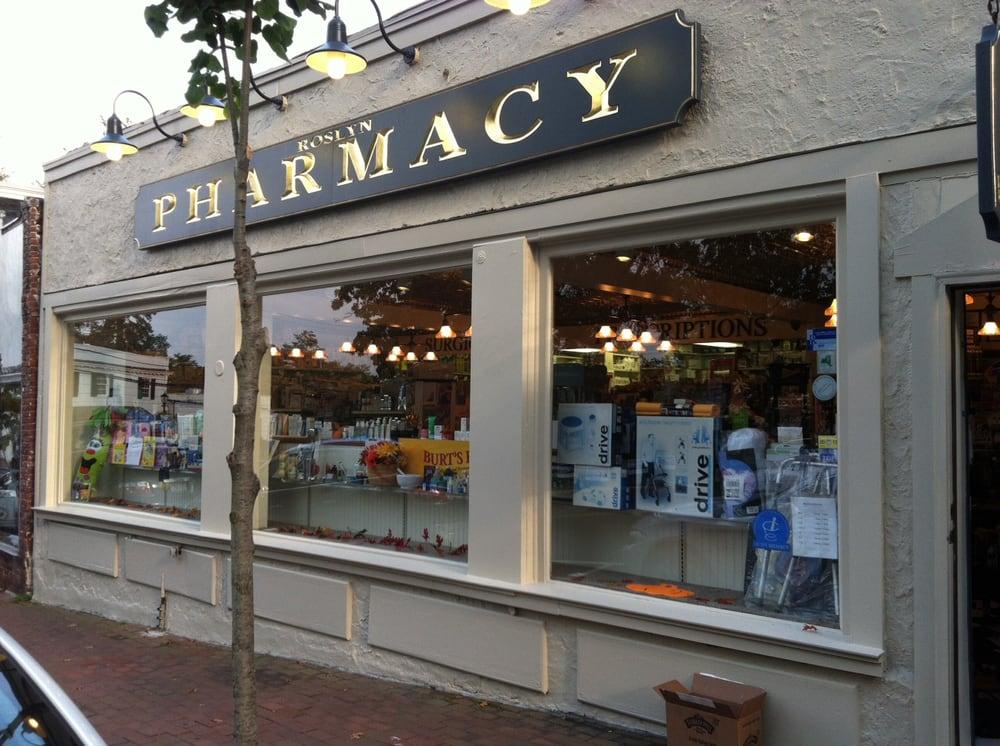 Roslyn Pharmacy: 1314 Old Northern Blvd, Roslyn, NY