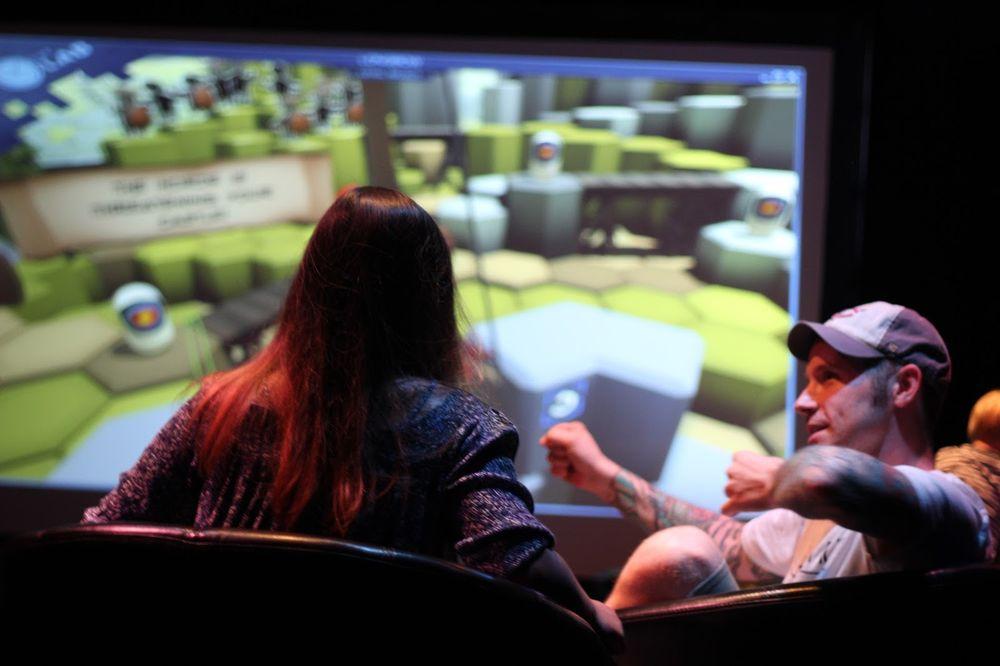 Voxel Virtual Reality Parlour