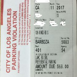 City Of Los Angeles Parking Violations Bureau - 14 Photos & 39 ...