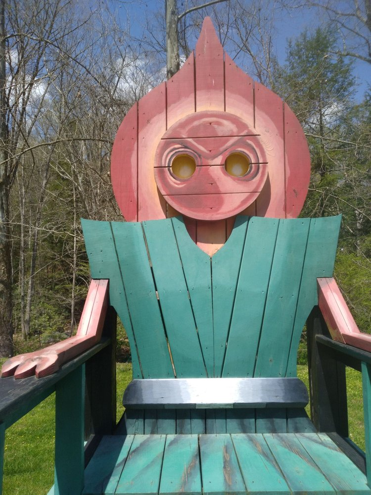Flatwoods Monster Chairs - Flatwoods: 29 Doctors Ln, Flatwoods, WV