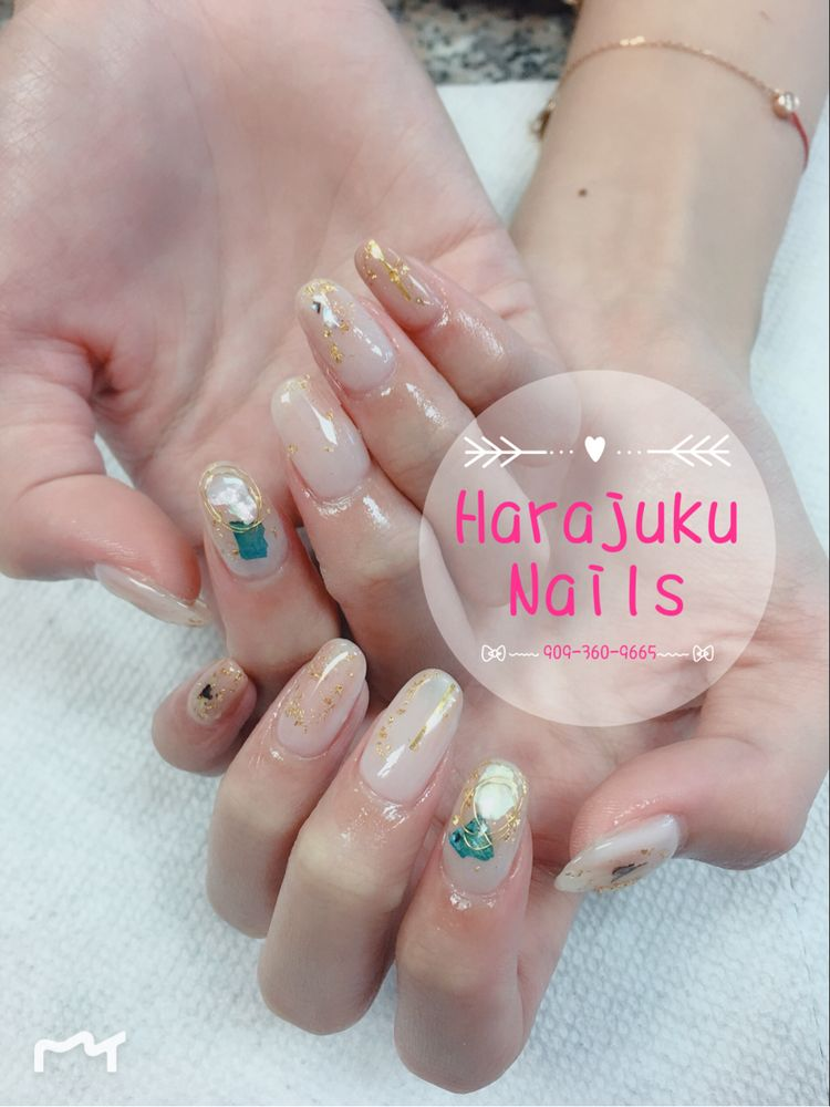 Harajuku Nails - 1061 Photos & 59 Reviews - Nail Salons - 18558 Gale ...