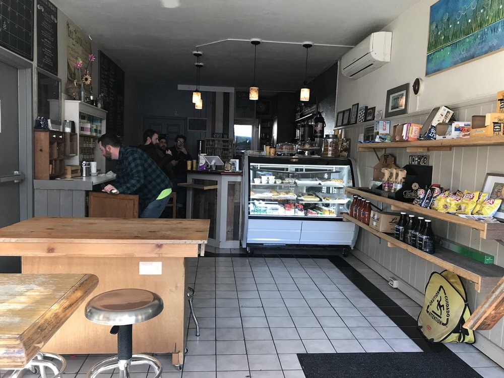 Social Spots from Fenn's Coffee