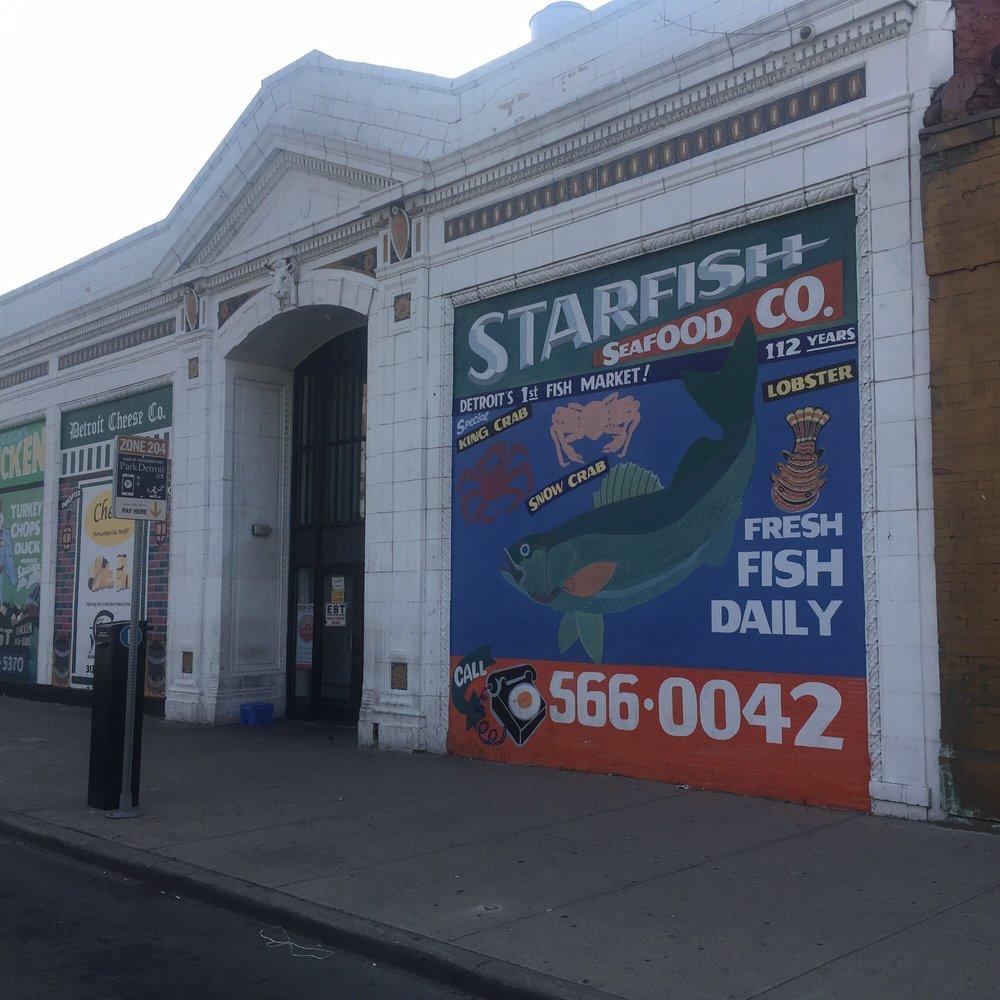Star Fish & Seafood: 1429 Gratiot Ave, Detroit, MI
