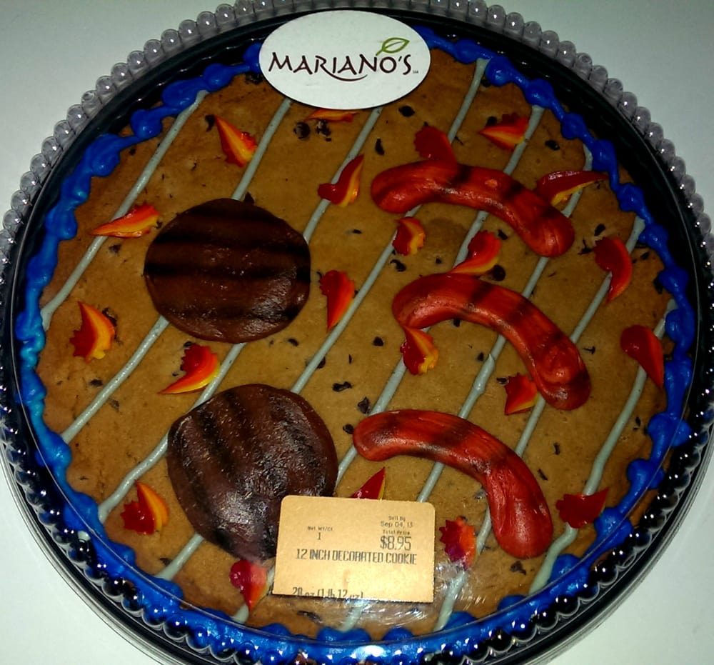 Cookie Cake Marianos