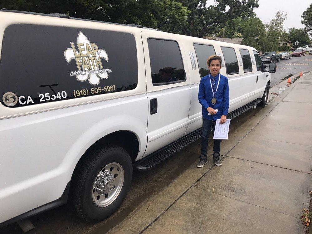 Leap Of Faith Limousine & Transportation Services: Sacramento, CA