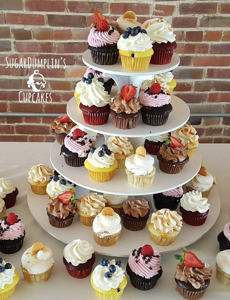 SugarDumplin's Cupcakes: 5407 Hwy 5 N, Bryant, AR