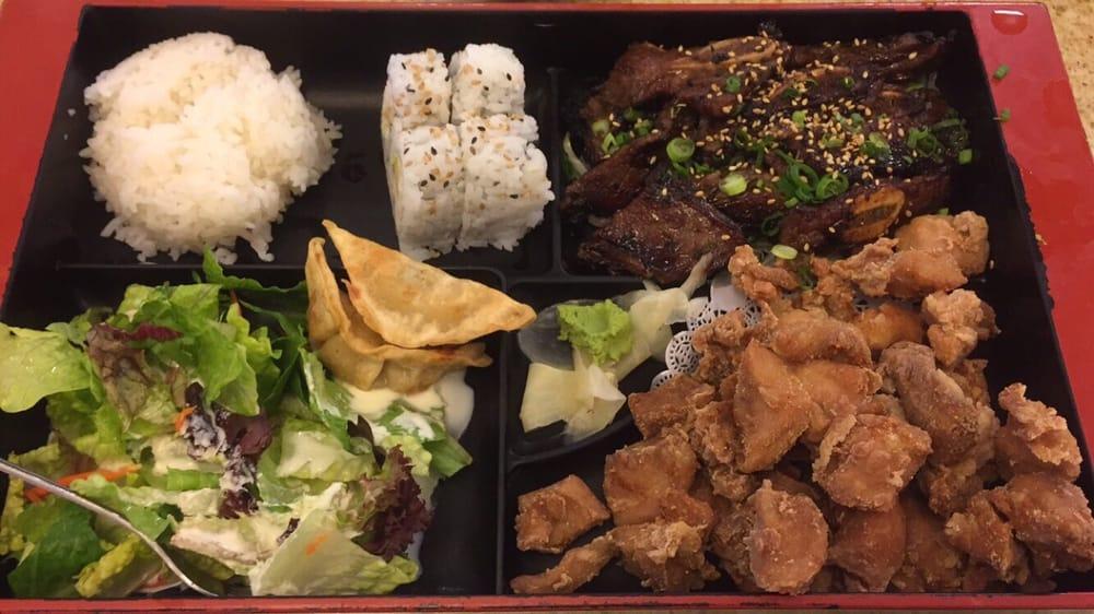 Sora Sushi: 503 Allen St, Kelso, WA