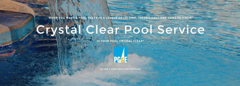Crystal clear pool service schwimmbadbau whirlpools - Crystal clear pool service ...