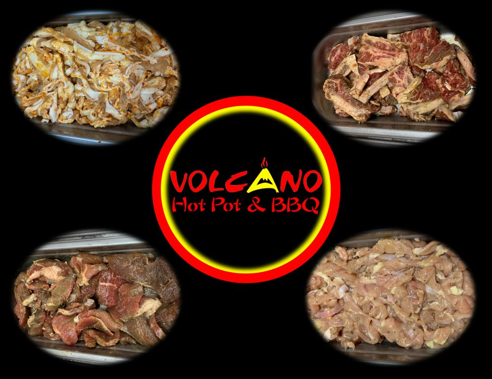Volcano Hot Pot & BBQ