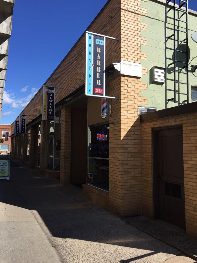 Downtown Barber Shop Barbers 49 W Water St Harrisonburg Va