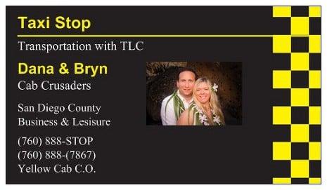 Tlc Taxi Stop Services: 2959 Macdonald St, Oceanside, CA