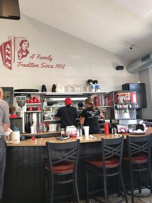 Ann S Restaurant 77 W Monroe St Franklin In Restaurants