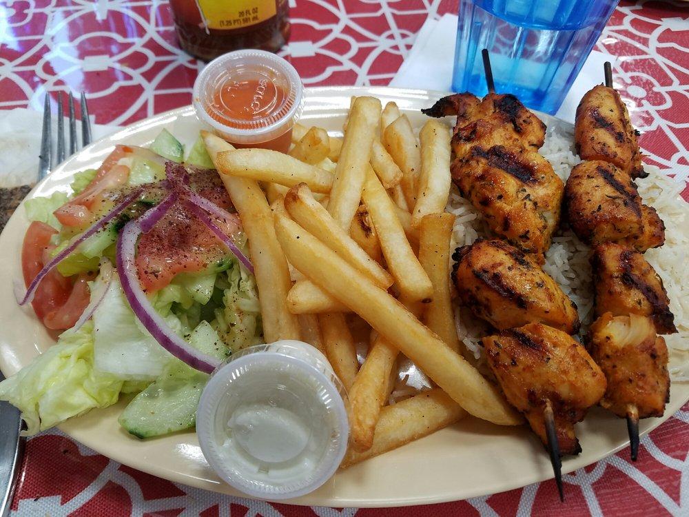 Al Hamra Halal Cafe Menu