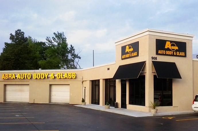 Auto Body Repair Shops Near Me >> ABRA Auto Body & Glass - 10 Reviews - Body Shops - 908 ...