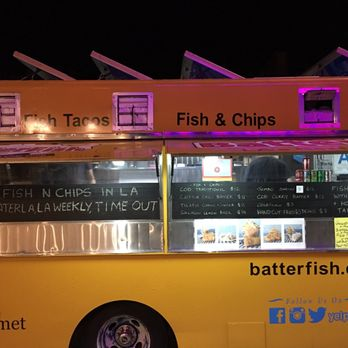 Batterfish Food Truck