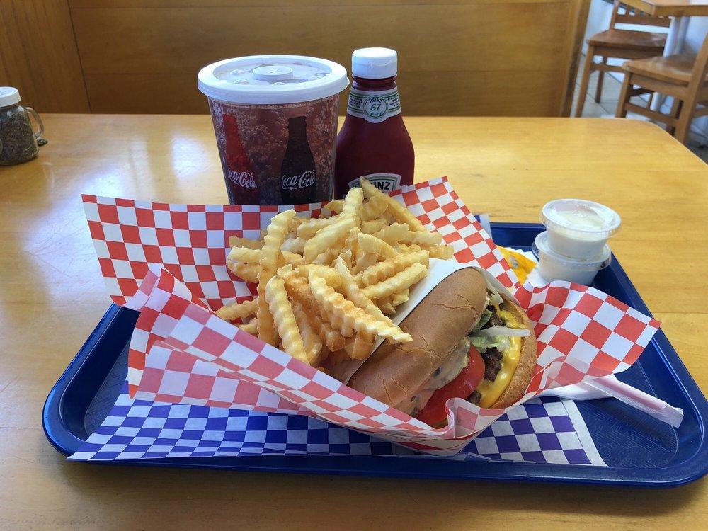 Burger Depot: 31337 California 18, Lucerne Valley, CA