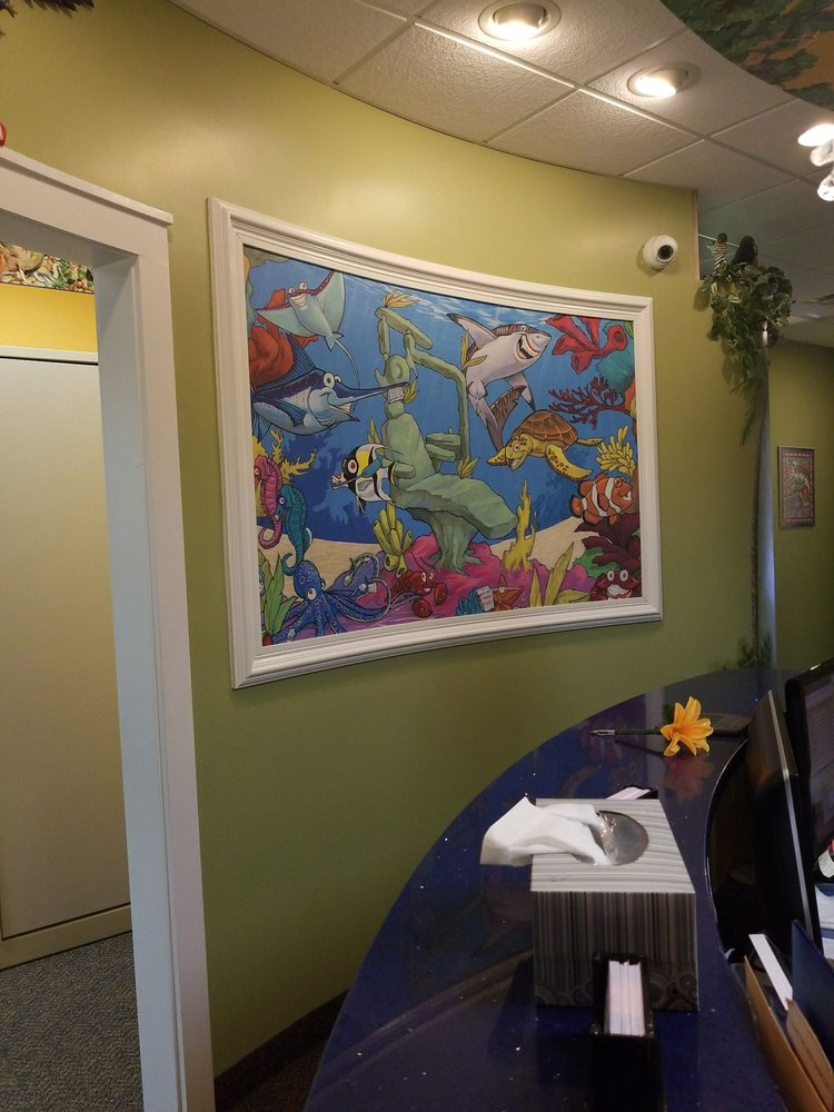 Dentistry 4 Kids: 3523 Commercial Dr, Fairlawn, OH