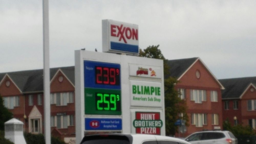 Exxon: 22605 Glenn Dr, Sterling, VA
