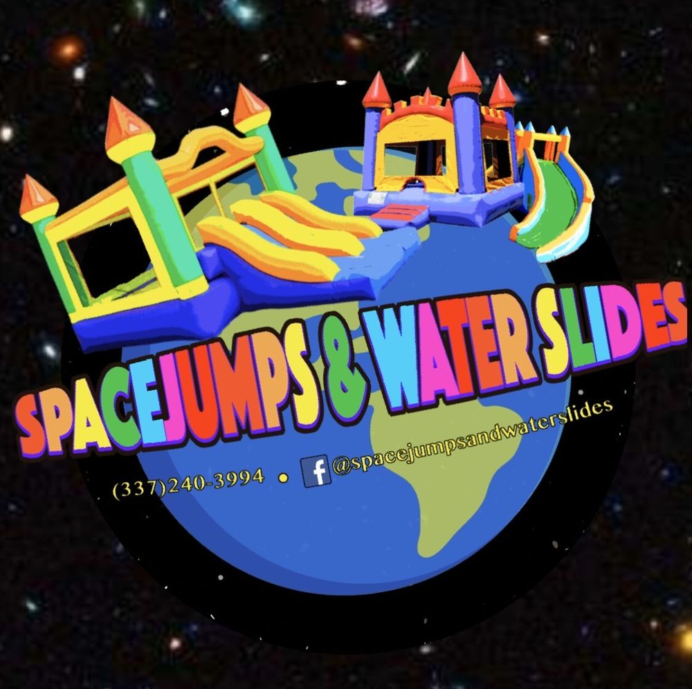 Space Jumps and Waterslides: Lake Charles, LA
