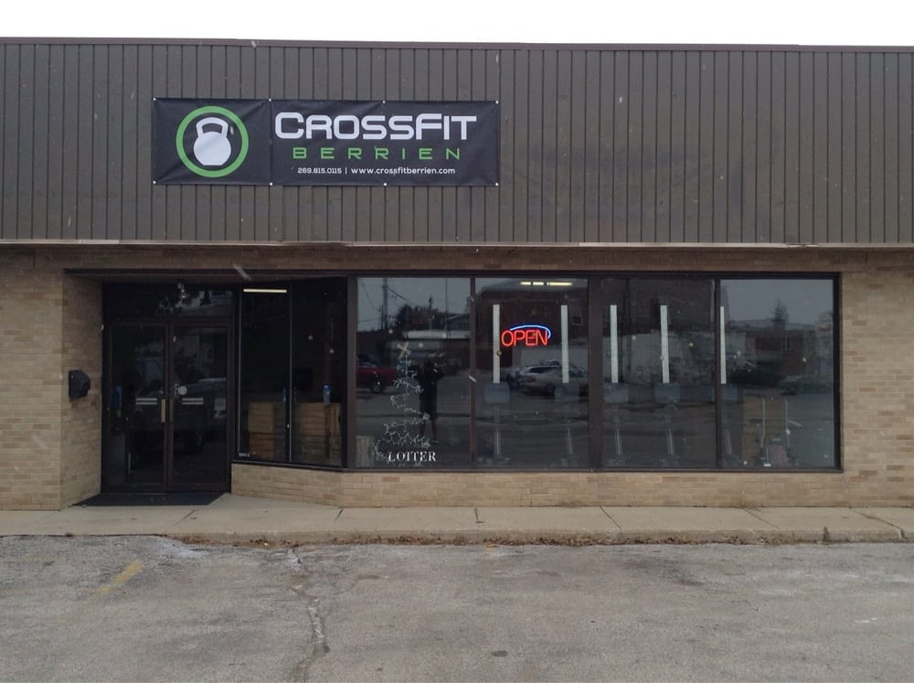 Social Spots from CrossFit Berrien