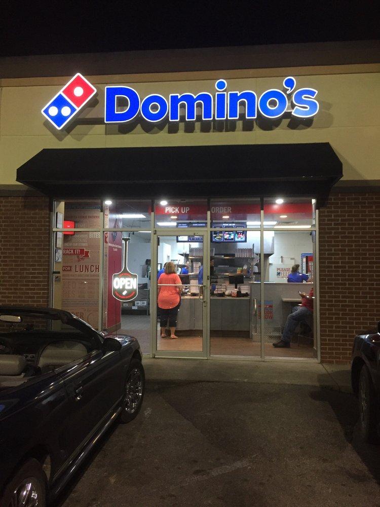 Domino's Pizza: 1098 Dr M L K Jr Expy, Andalusia, AL
