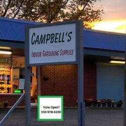 Campbells Indoor Gardening Supplies Nurseries Gardening