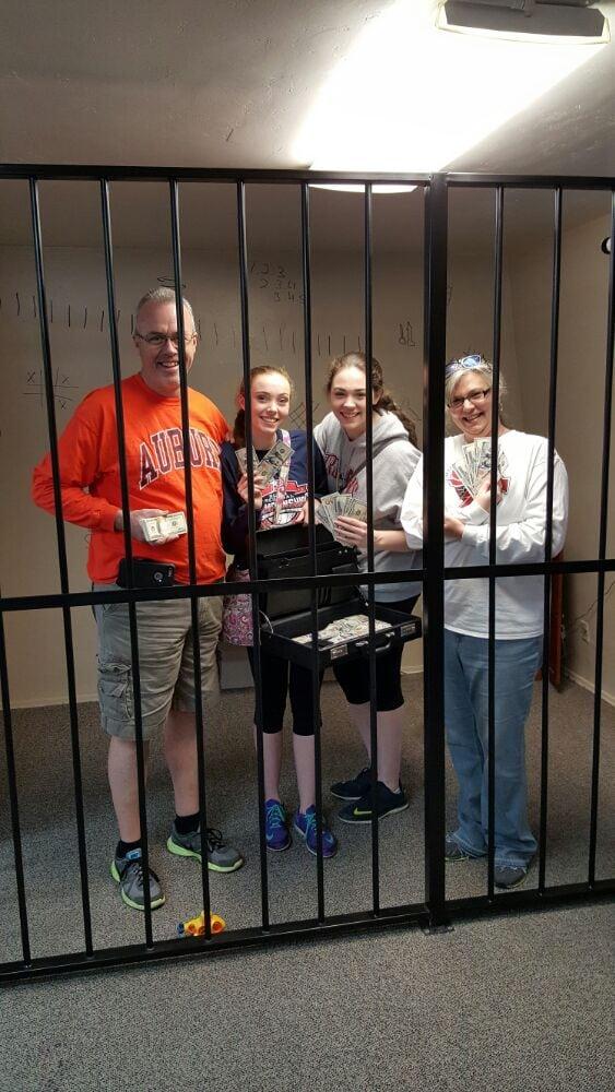 San Diego Escape Room Police