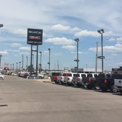 Gmc Dealer Tulsa >> Marc Miller Buick Gmc Car Dealers 4700 S Memorial Dr