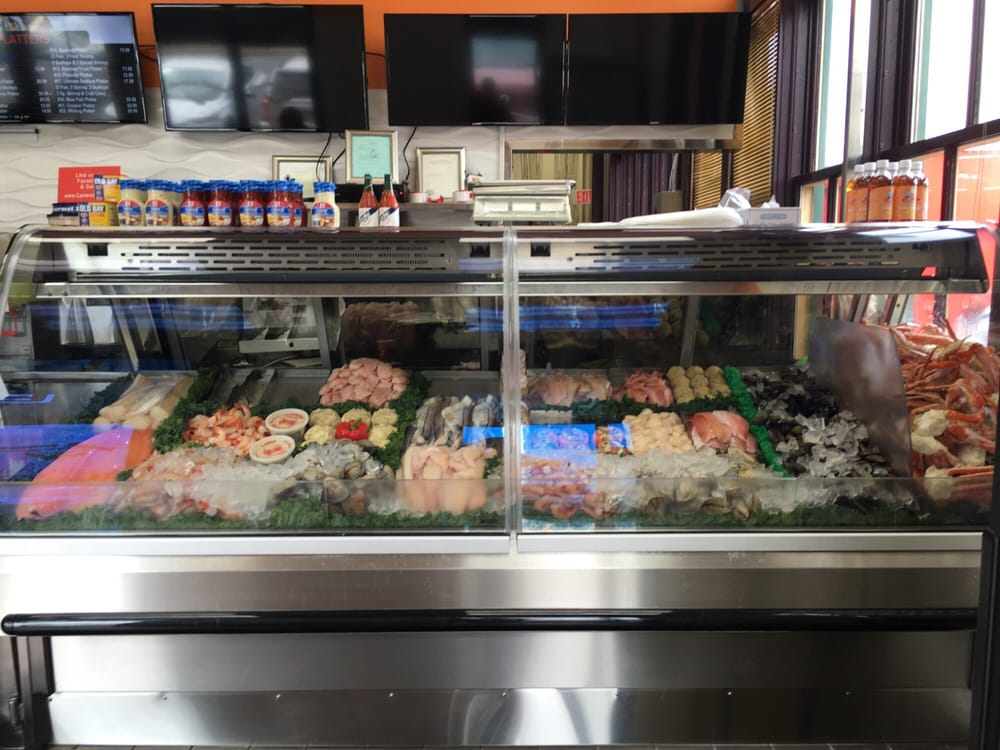 Cameron s seafood market seafood markets 6171 oxon for Where can i buy fresh fish near me