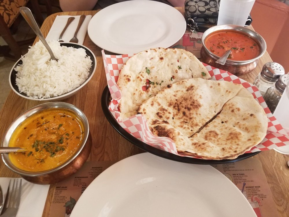 Food from Spicy India