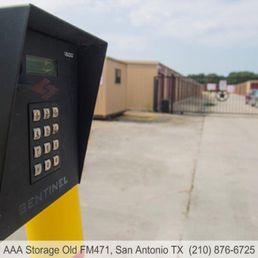 Wonderful Photo Of AAA Storage Old FM 471   San Antonio, TX, United States