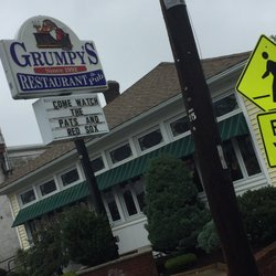 Photo Of Grumpy S Restaurant Bellingham Ma United States