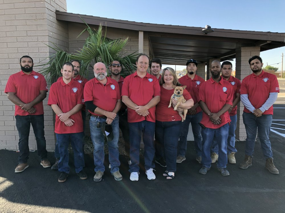 Tri-State A/C Hero: 3030 highway 95, Bullhead City, AZ