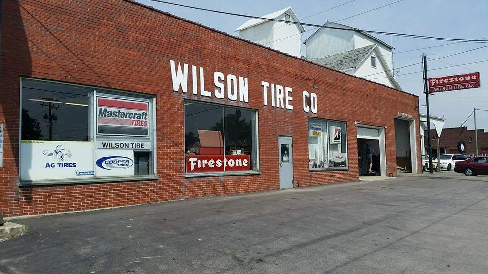 Wilson Tire: 300 N Warpole St, Upper Sandusky, OH