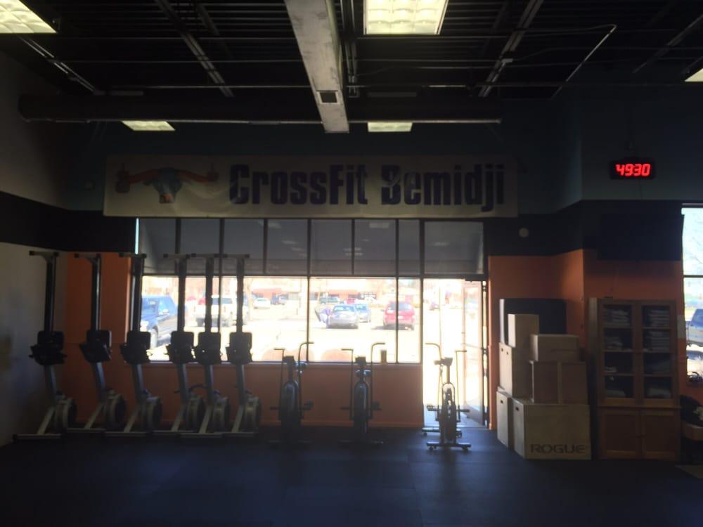 CrossFit Bemidji: 987 Industrial Park Dr SE, Bemidji, MN