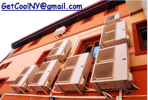Air Conditioner Installation By Vlad