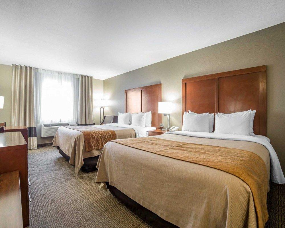 Comfort Inn Evansville-Casper: 269 Miracle Rd, EVANSVILLE, WY