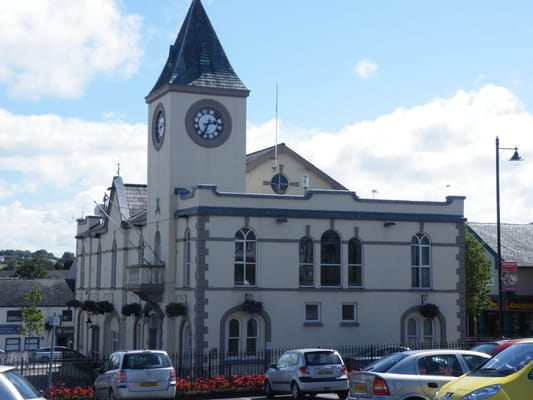 Ballyclare United Kingdom  city photos gallery : ... of Ballyclare Town Hall Ballyclare, Newtownabbey, United Kingdom