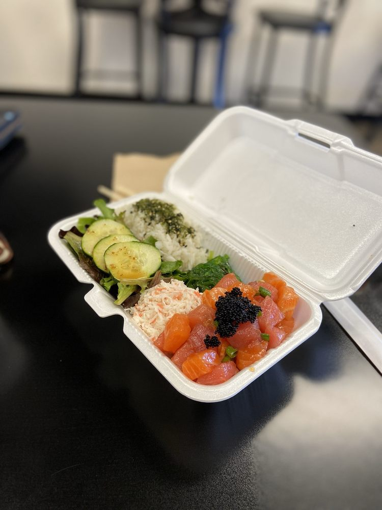 Food from Poke District